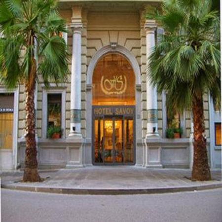 Savoy Hotel Rome