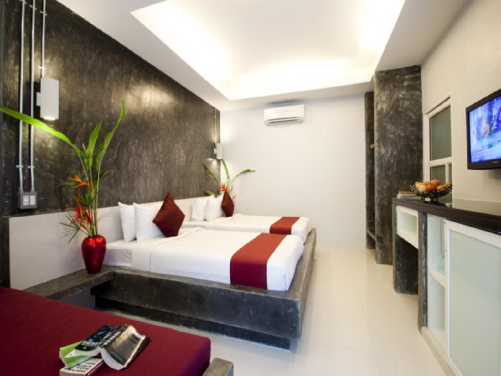Aonang Paradise Resort อ่าวนาง พาราไดซ์ รีสอร์ท