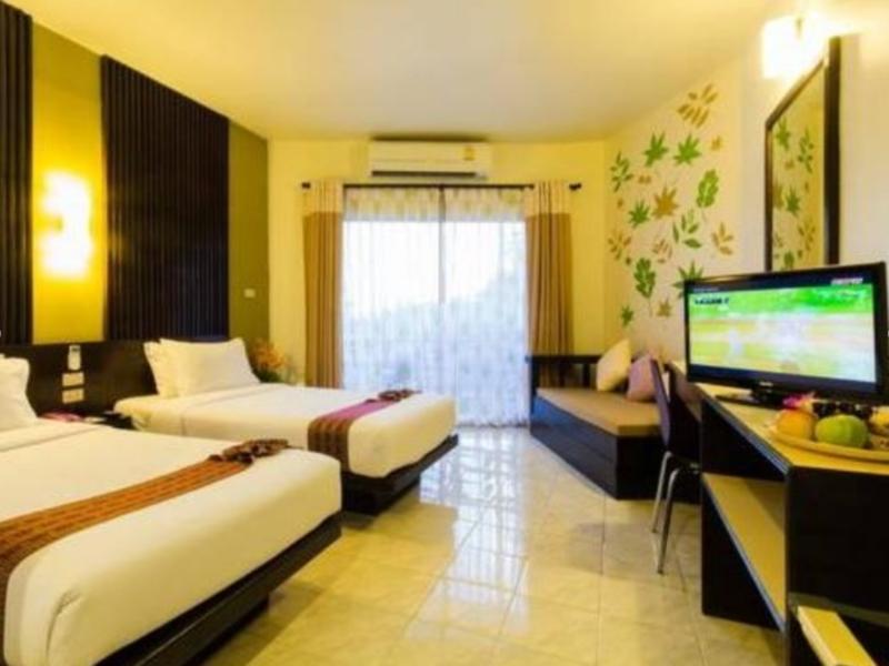 Anyavee Ban Ao Nang Resort อัญญาวี บ้านอ่าวนาง รีสอร์ท