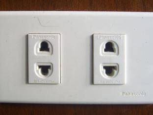 Phi Phi Hotel Koh Phi Phi - Electricity Socket