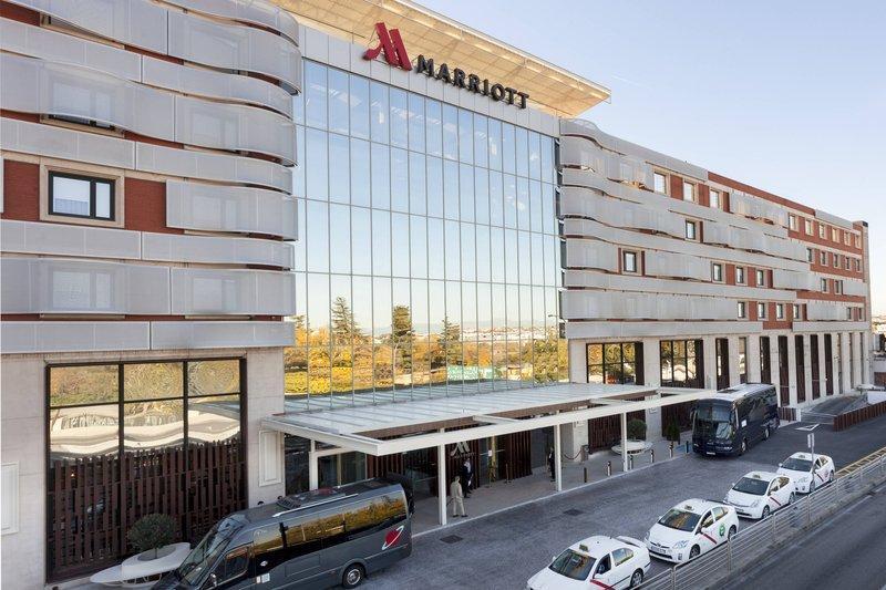 Madrid Marriott Auditorium Hotel And Conference Center