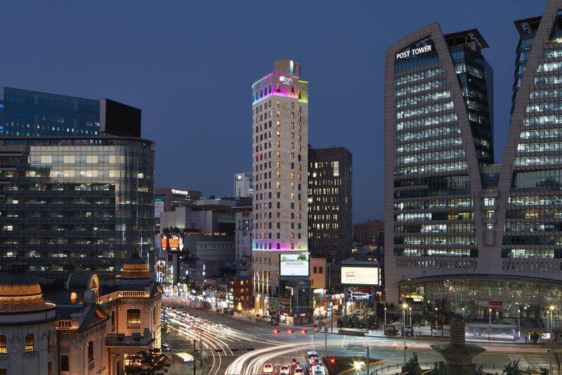 Aloft Seoul Myeongdong