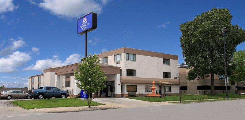 Americas Best Value Inn And Suites Kansas City Downtown