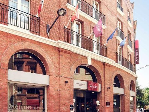 Hotel Mercure Toulouse Centre Wilson Capitole