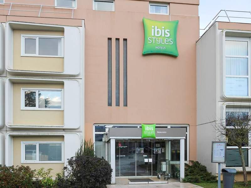 Ibis Styles Beauvais   Ex Mercure