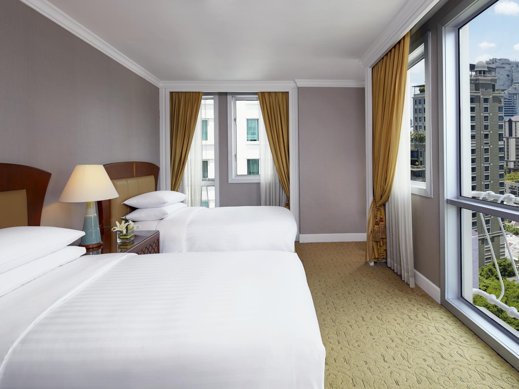 Mayfair, Bangkok - Marriott Executive Apartments เมย์แฟร์ กรุงเทพฯ - แมริออท เอ็กเซกคิวทีฟ อพาร์ตเมนต์