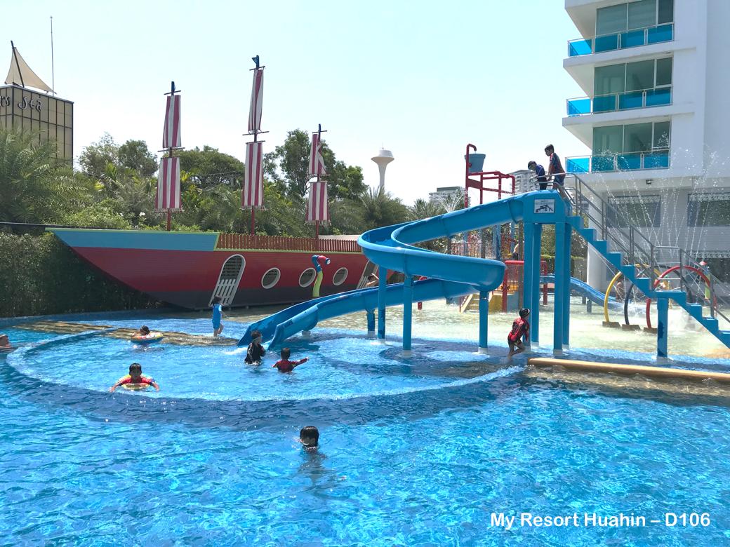Price My Resort Huahin D106