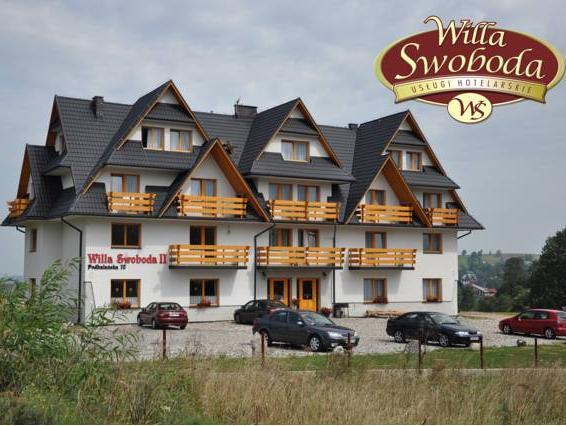 Willa Swoboda Comfort And Spa
