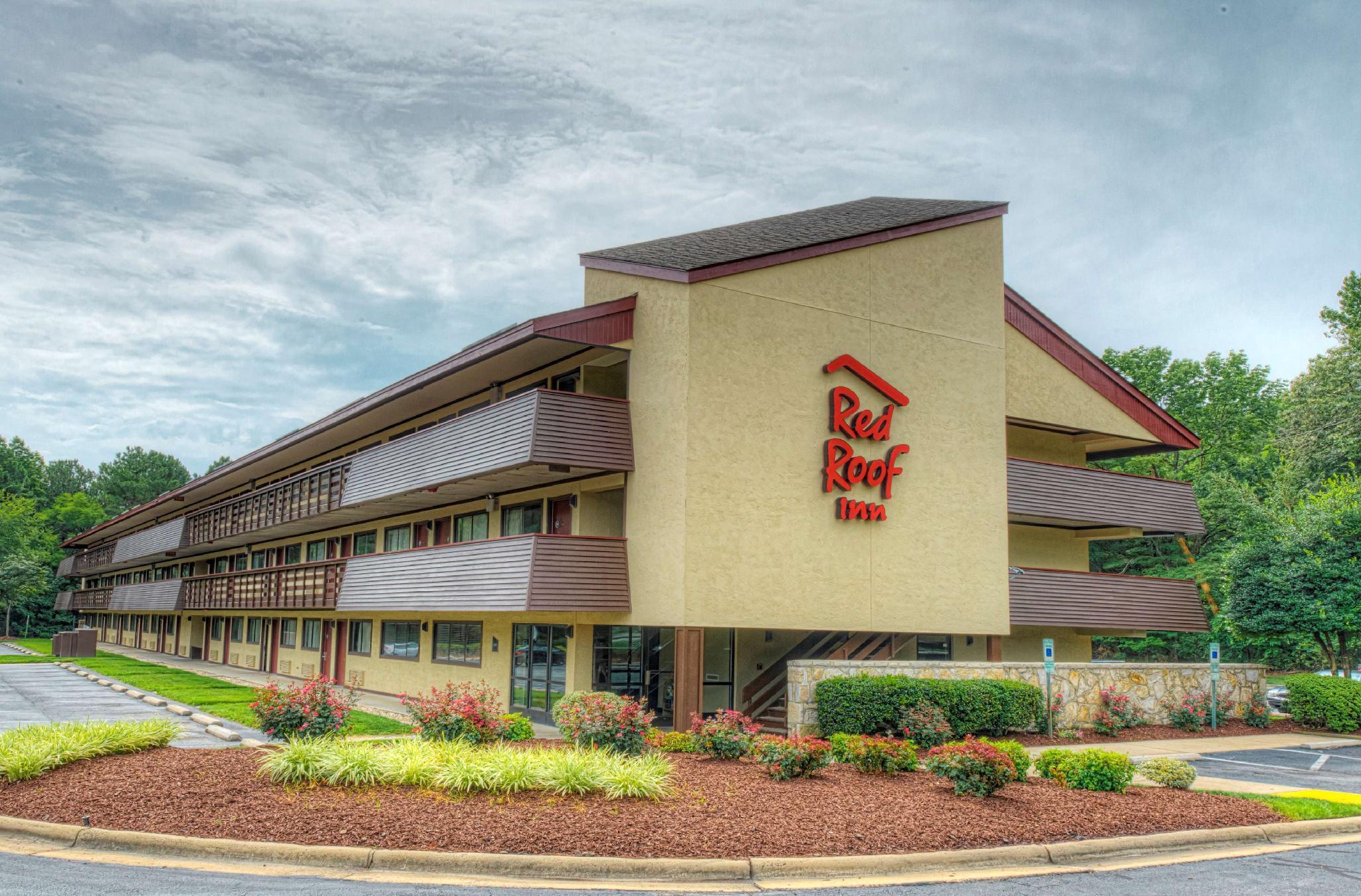 Red Roof Inn Chapel Hill - UNC Chapel Hill