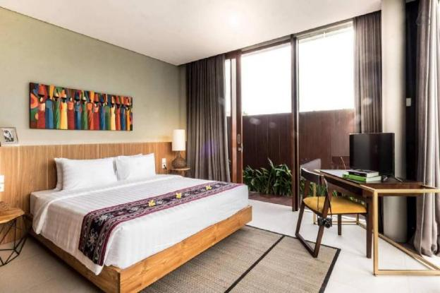 3BR Ubud Luxury Private Villa w/ Ricefield Views A