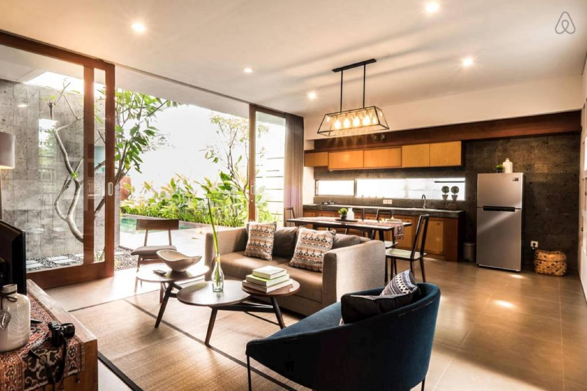 3BR Ubud Luxury Private Villa W  Ricefield Views A