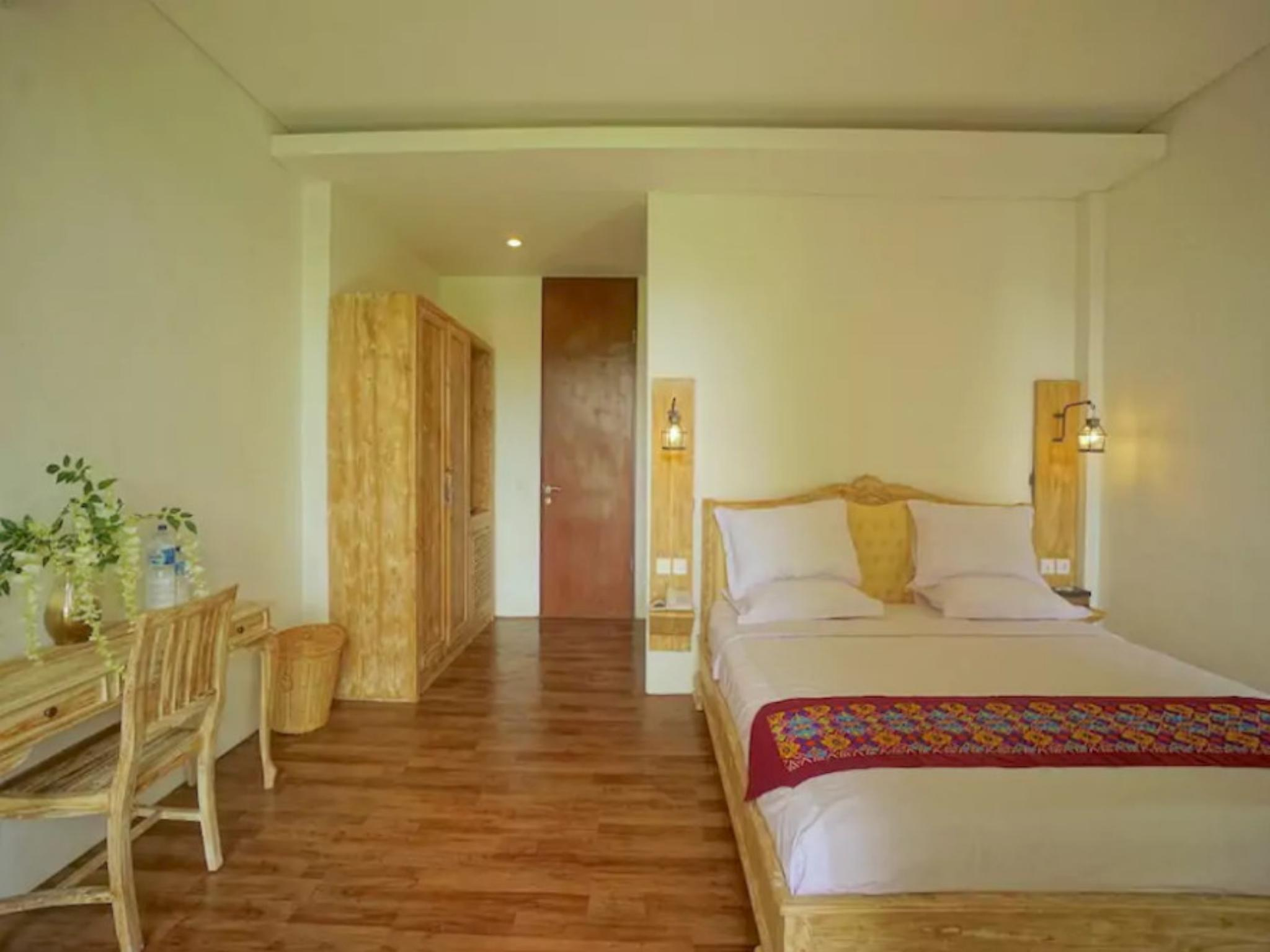 1BR Premium Room 3 W  JUNGLE VIEW In Ubud CENTER