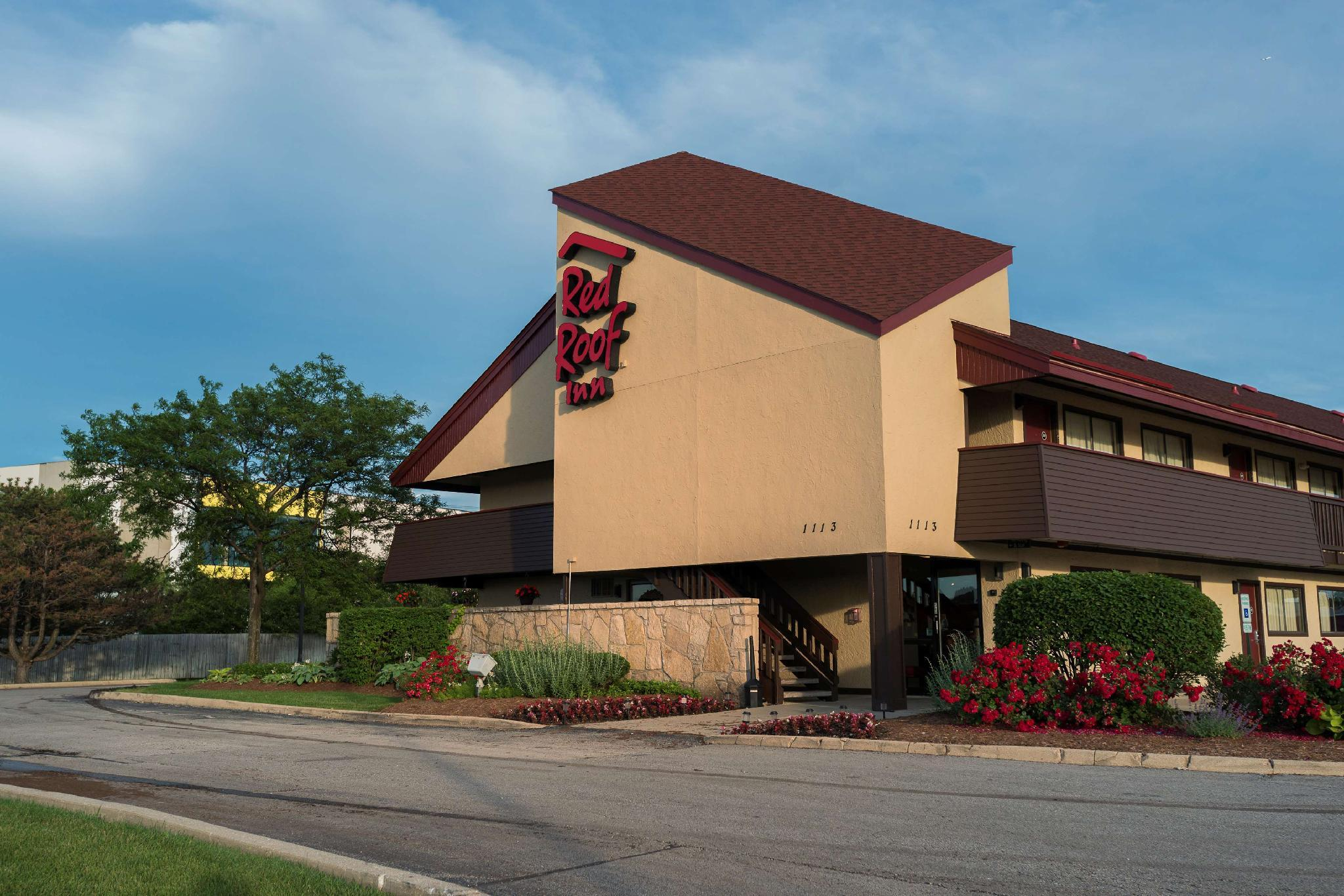 Red Roof Inn Chicago - Downers Grove Downers Grove