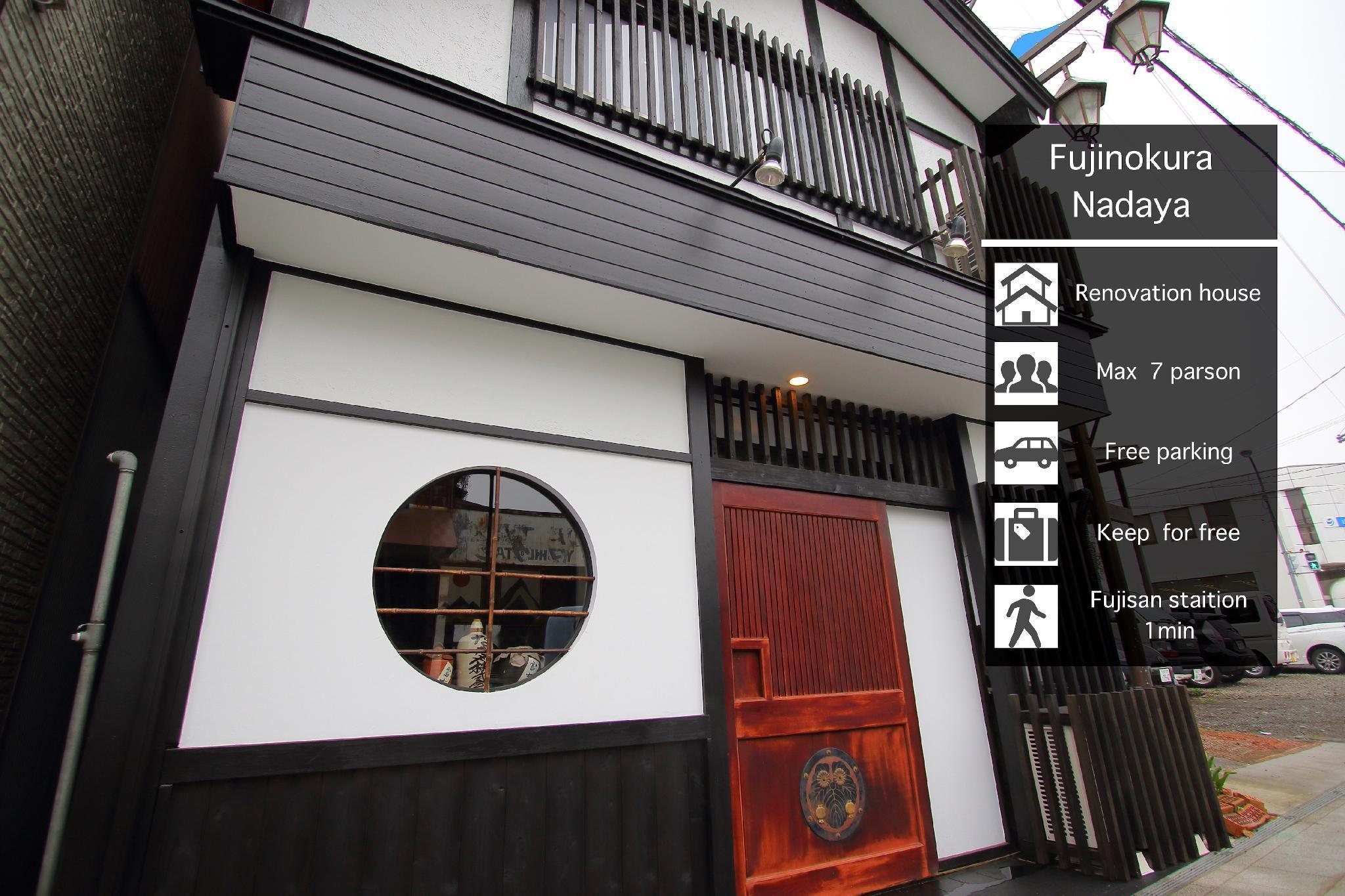 Fujinokura nadaya