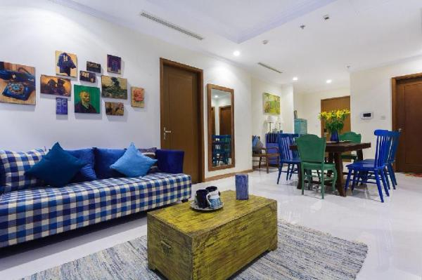 Vinhomes Luxury - Swimming Pool - Biggest Park Ho Chi Minh City
