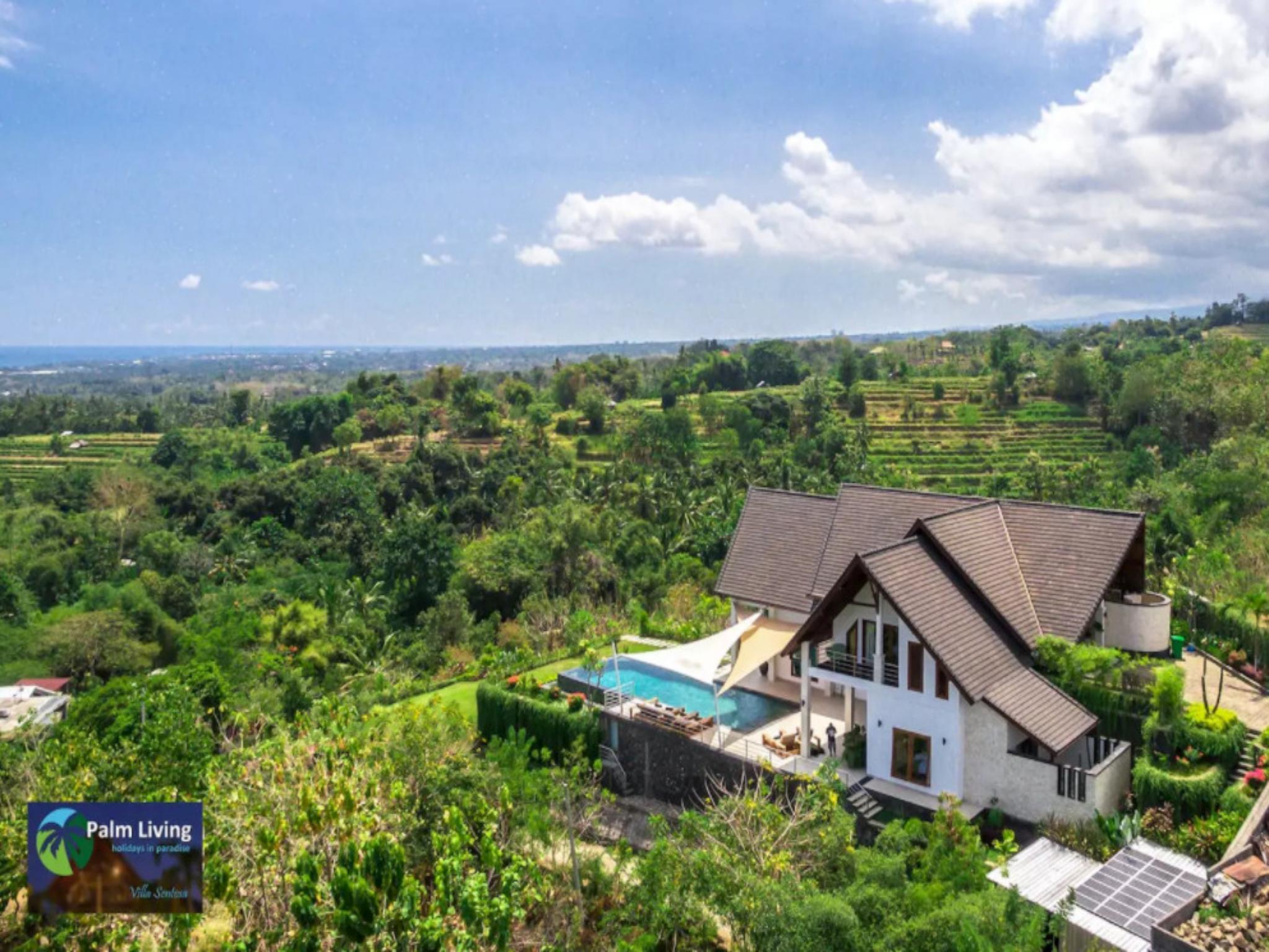 Villa Sentosa   Villa Panoramic View Of Paradise