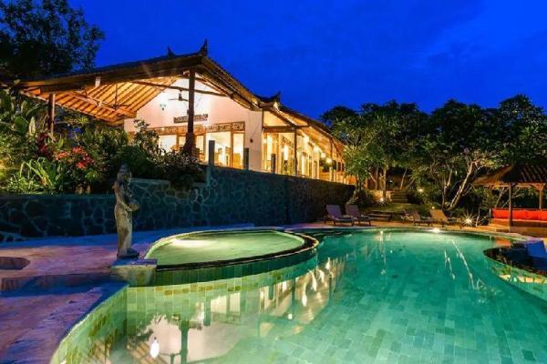 Villa Jintan Private LUXURY Villa Spectacular View Bali