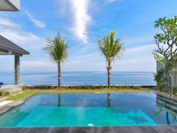 Villa Sean - Private LUXURY BEACH FRONT Villa Bali