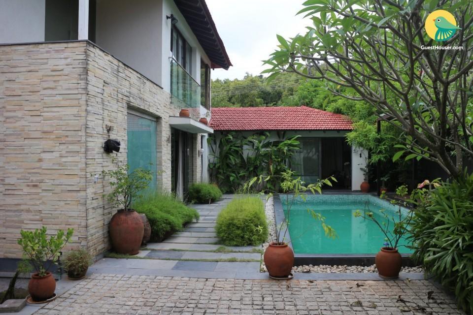 GuestHouser 3 BHK Villa In Parra   North Goa  DBD9