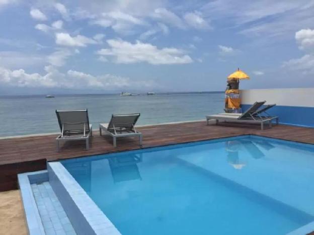 Sea And Mountain View At Private Island Villa