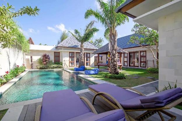 Luxurious Private Villa in Seminyak