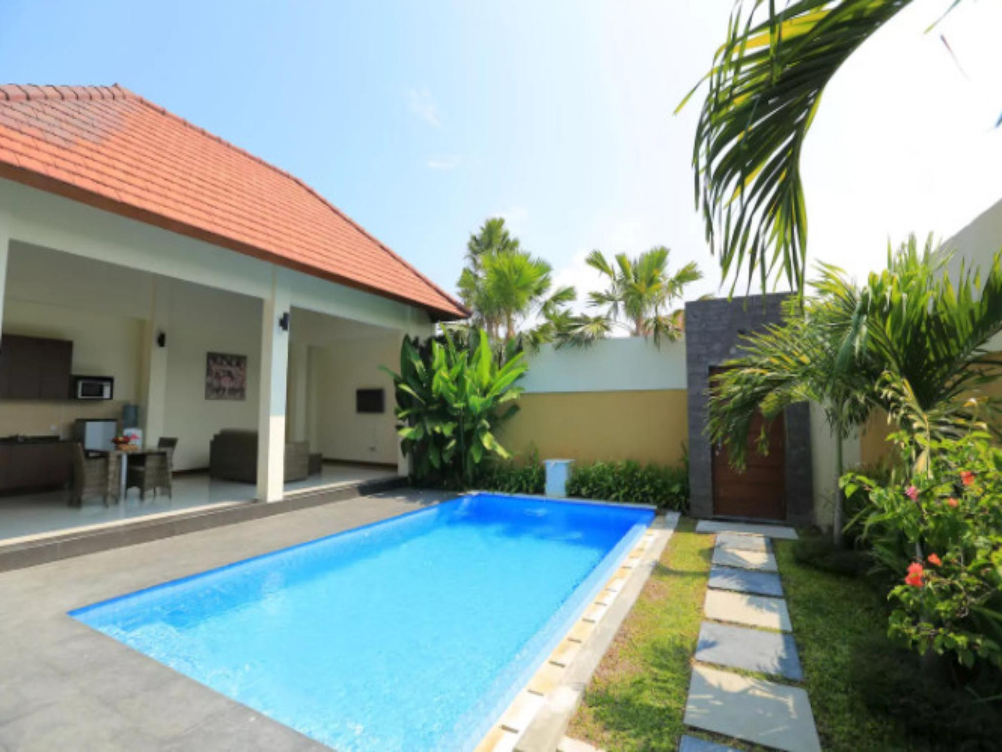 Private Pool Villa At Seminyak Kunti Kuta