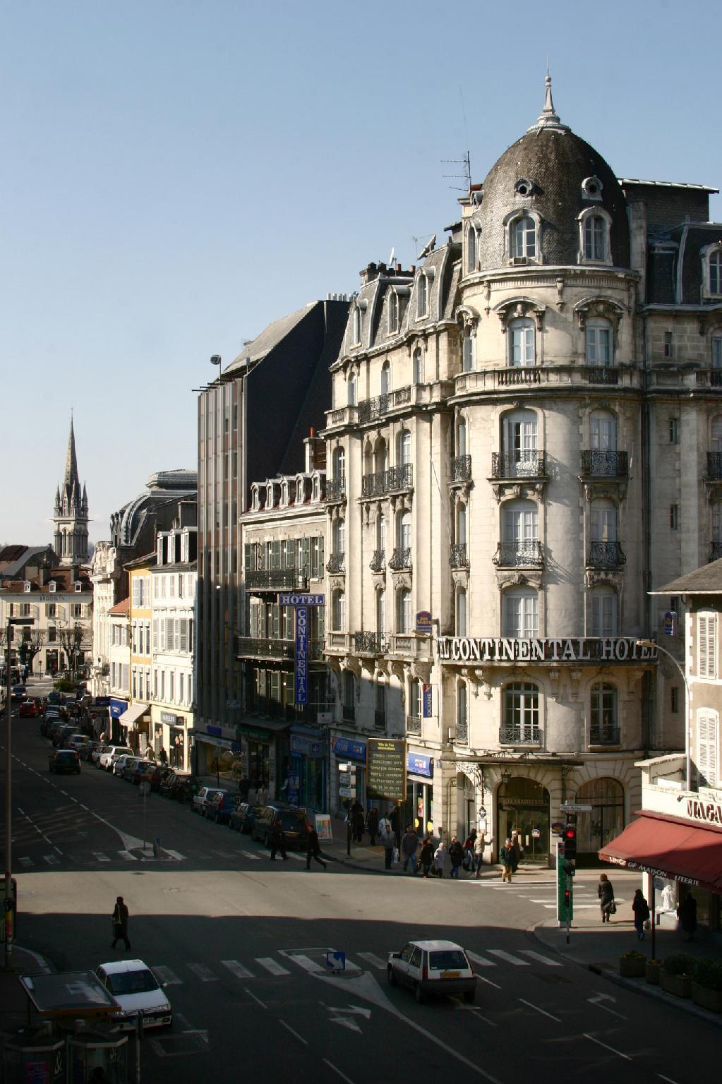 Best Western Continental Pau Centre