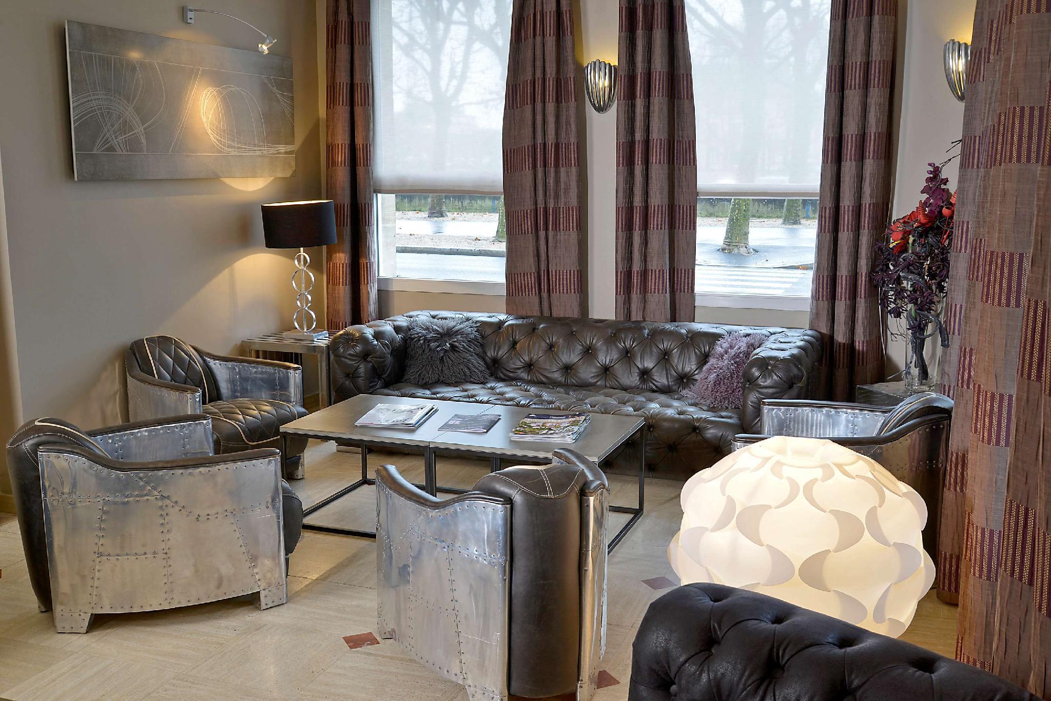 Best Western Hotel Les Beaux Arts