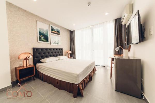 WESTERN SERVICE APARTMENT DESIGN IN CENTRAL D3  Ho Chi Minh City