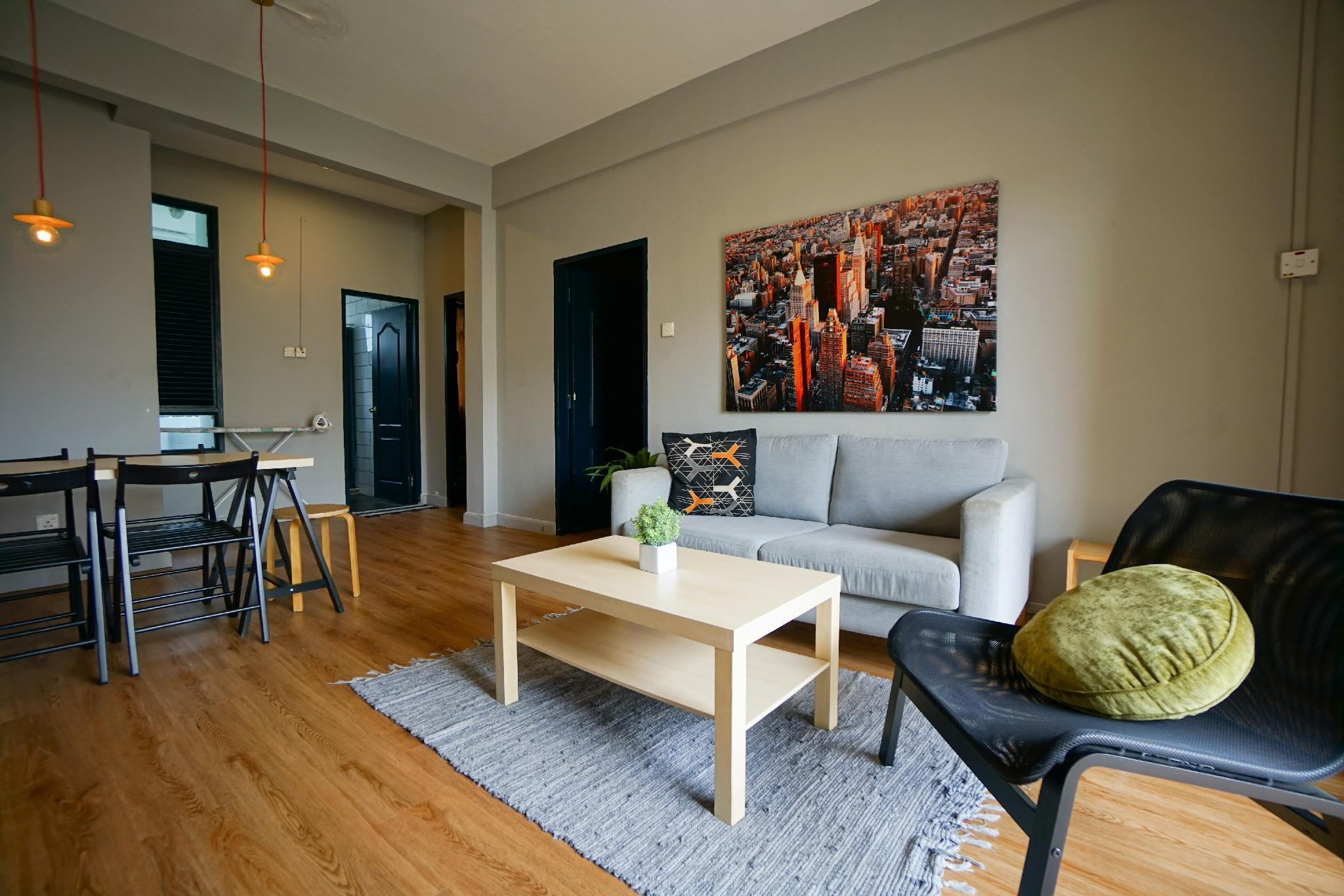 Cozy 2 Bedroom Apartment @ Kota Kinabalu