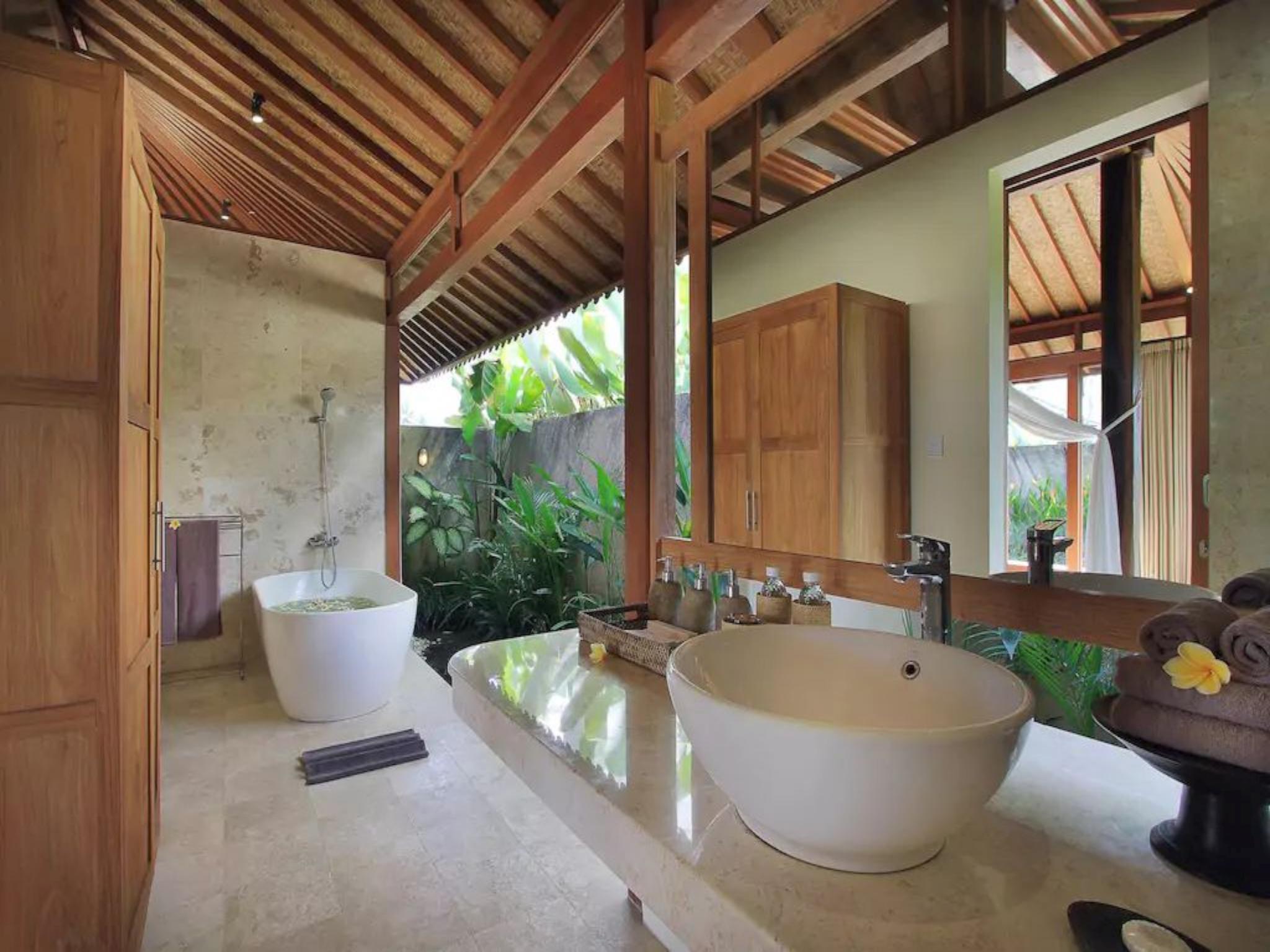 Kabinawa Private Villa With Rice Paddy View