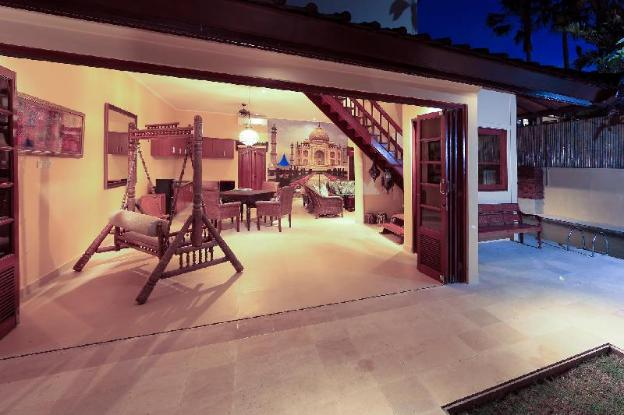 2 Bedrooms Private Pool Indian Style Villa