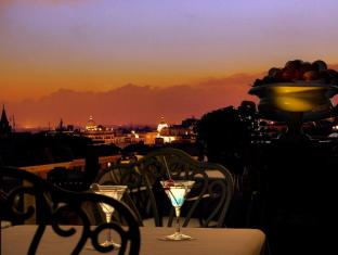 Marcella Royal Hotel Rome - Cocktail Bar