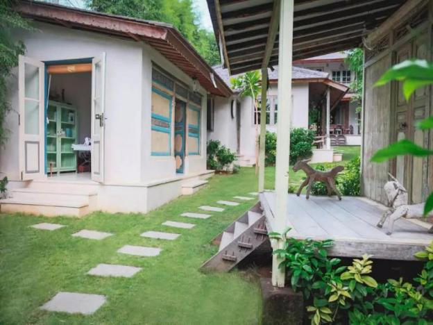 Artis Suite Jazz-Ella Terrace view Umalas/Canggu