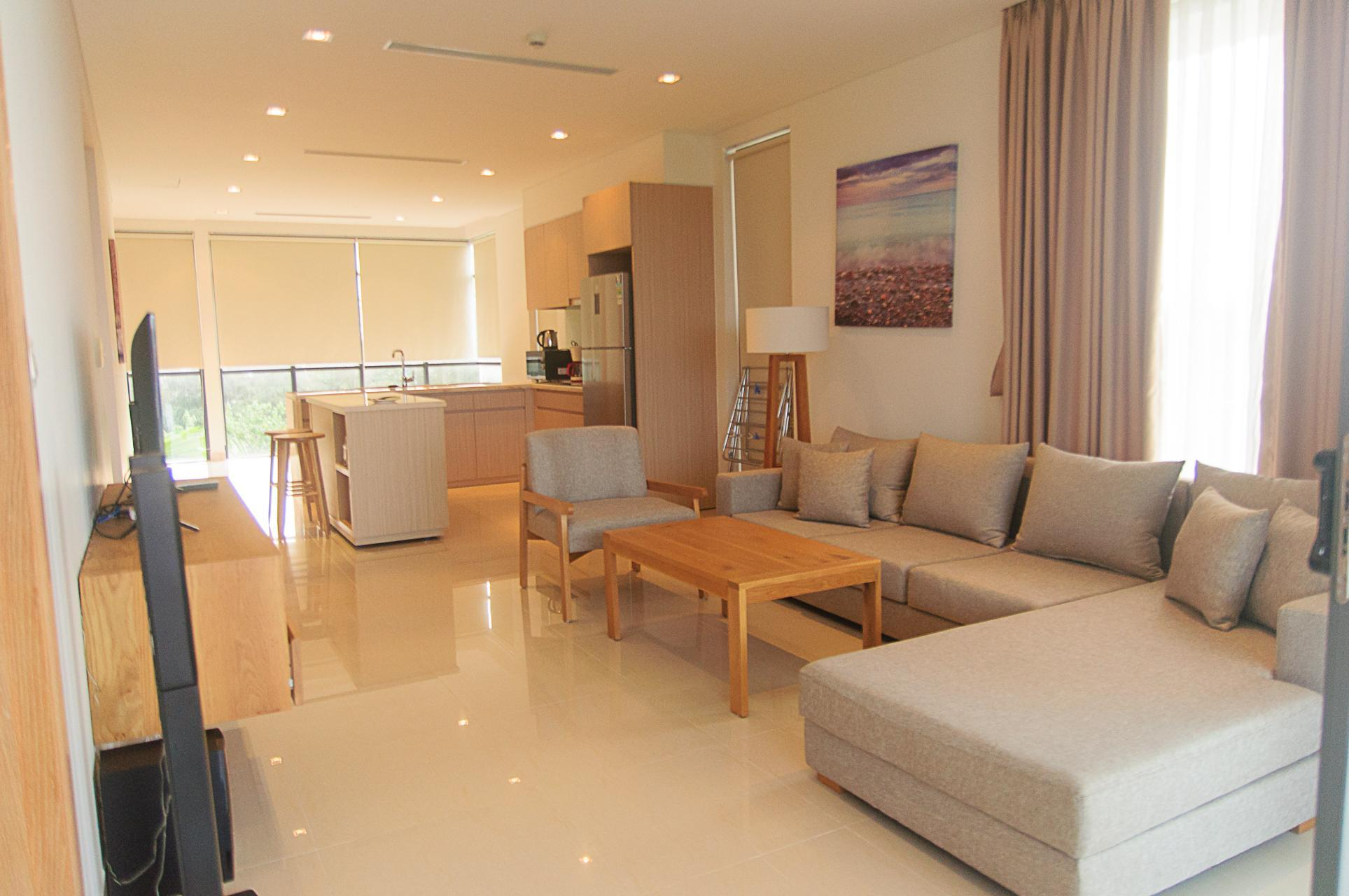 Spacious 2BR Apartment