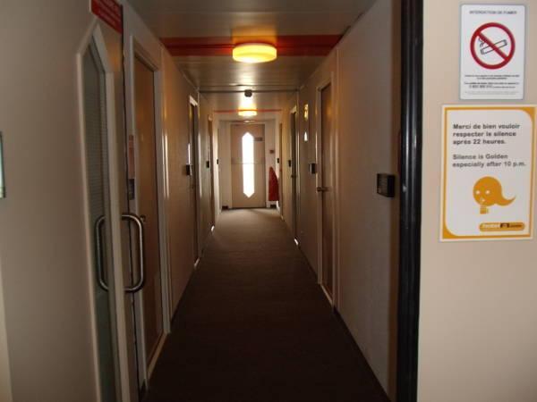 HotelF1 Orleans La Chapelle St Mesmin