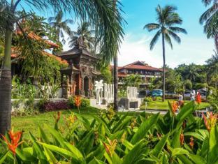 Bali Garden Beach Resort Bali - Entrance