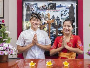 Legian Village Hotel Bali - Recepció