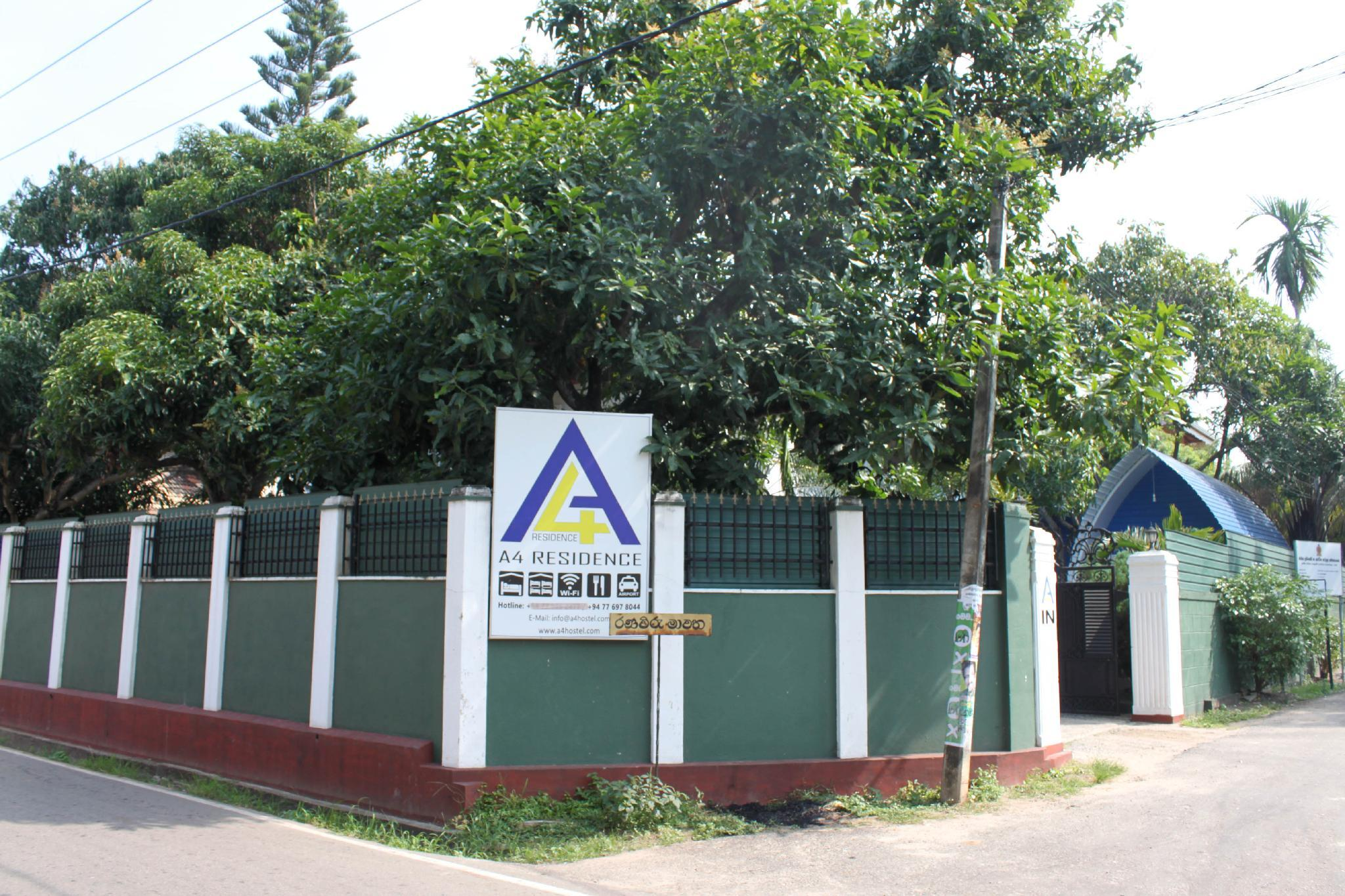 A4 Residence Colombo Airport