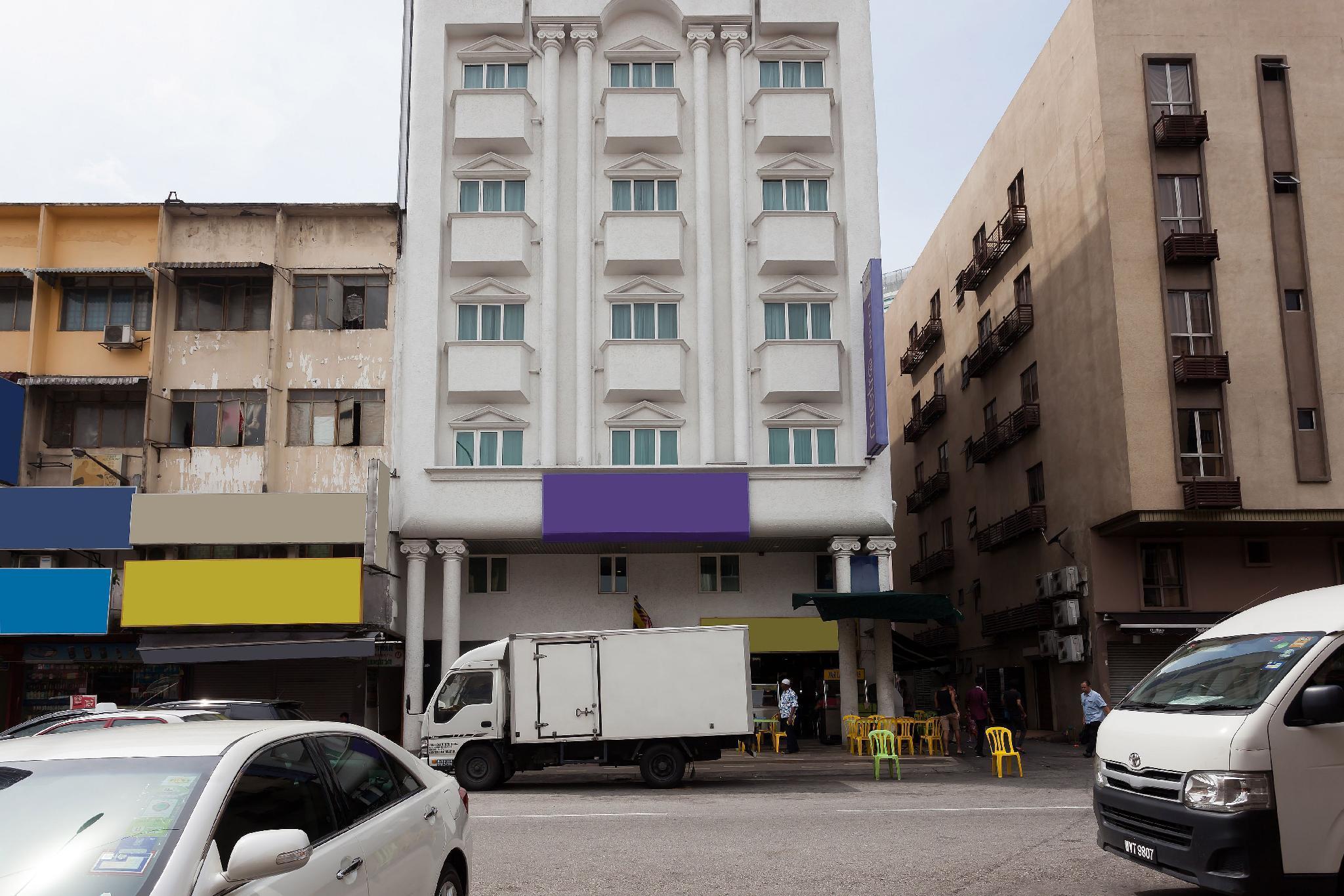 ZEN Rooms Metro Hotel @ KL Sentral