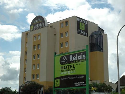 Hotel Restaurant Le Relais   Pau Nord