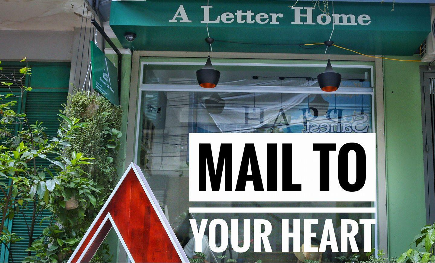 A Letter Home   Homestay