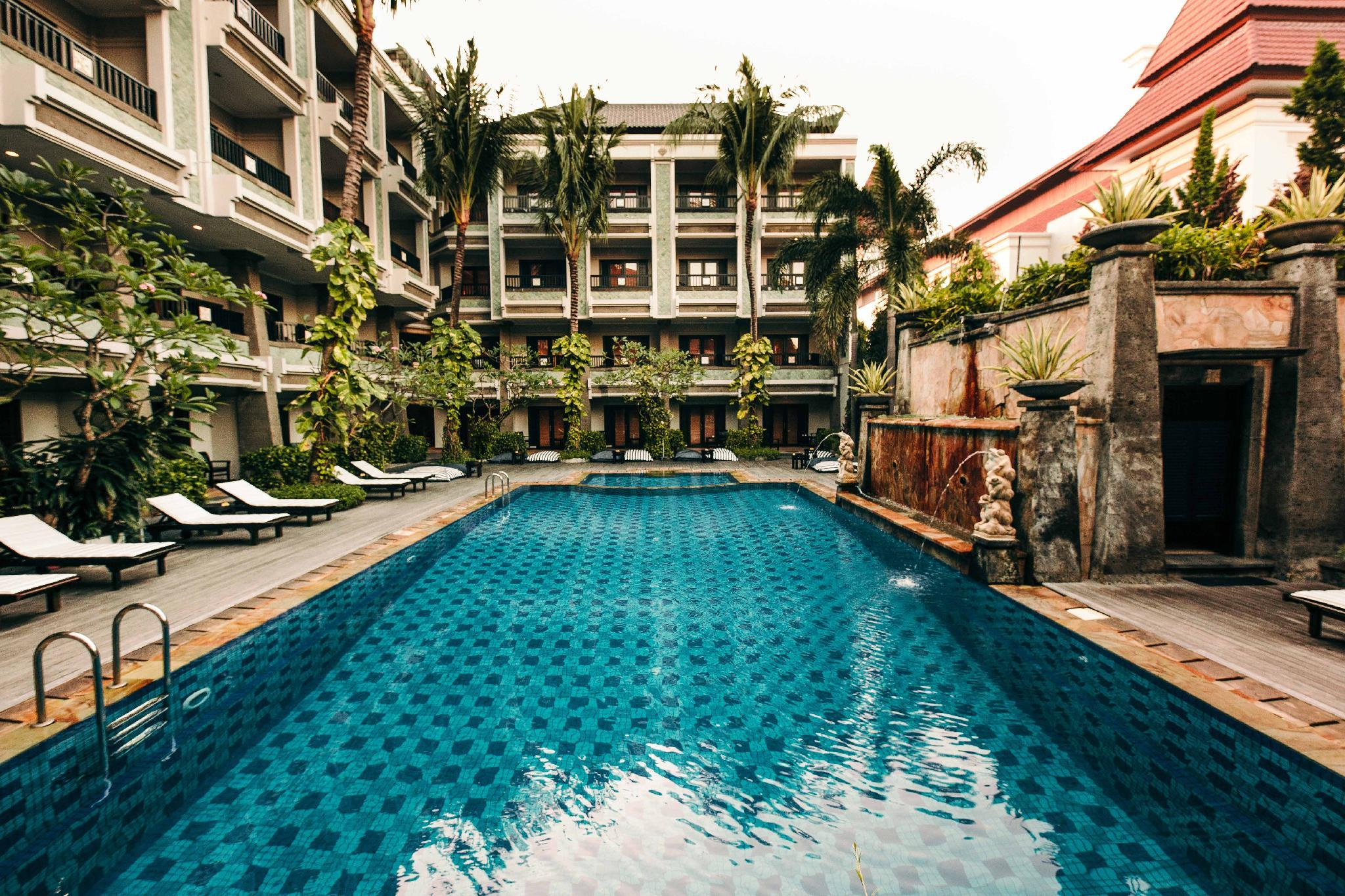 The Vira Bali Boutique Hotel And Suite Complete List Of Hotels Villas In Bali
