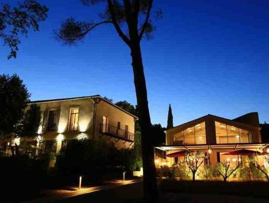 Les Lodges Sainte Victoire And Spa