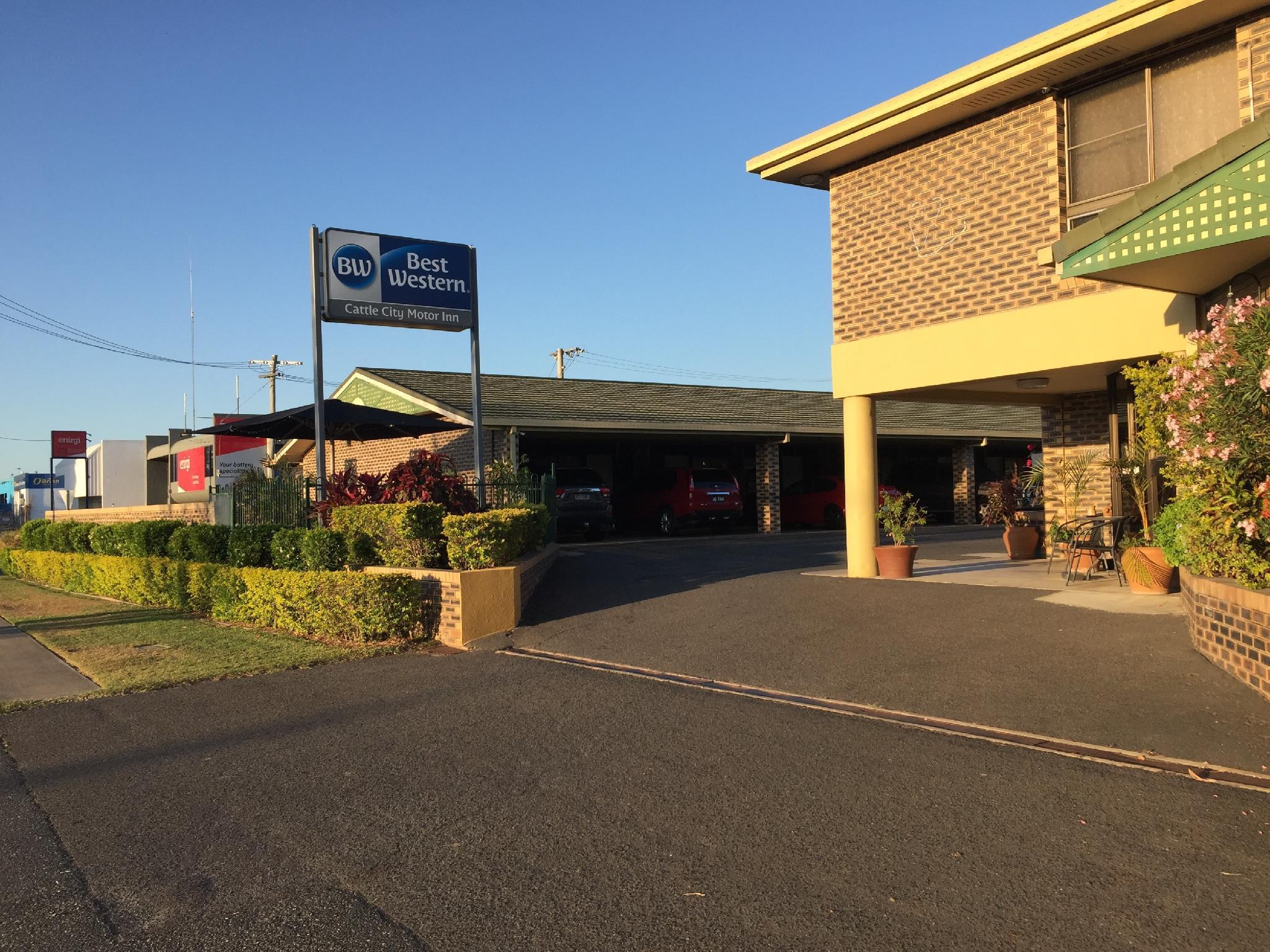 Best Western Cattle City Motor Inn Hotel