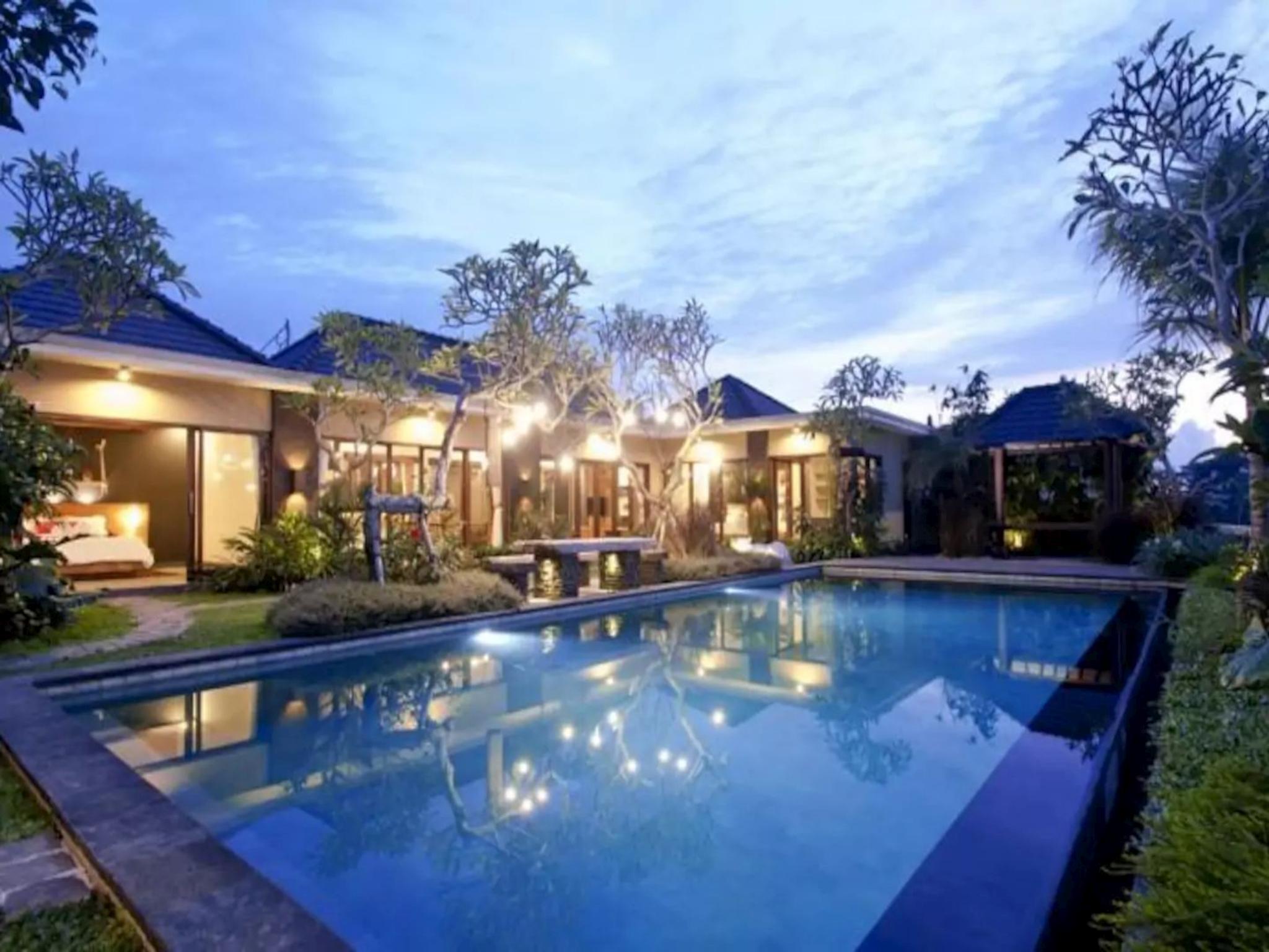 3 Bedroom Villa Virgin Ubud