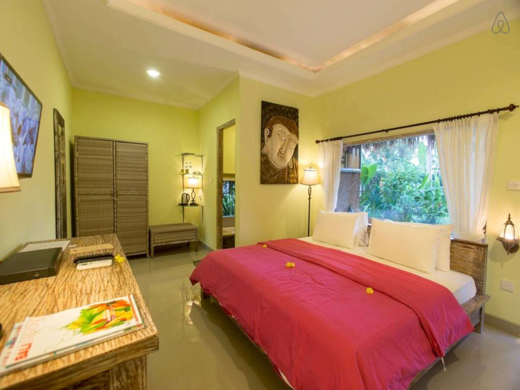 Ubud Tropical One Bedroom Balinese