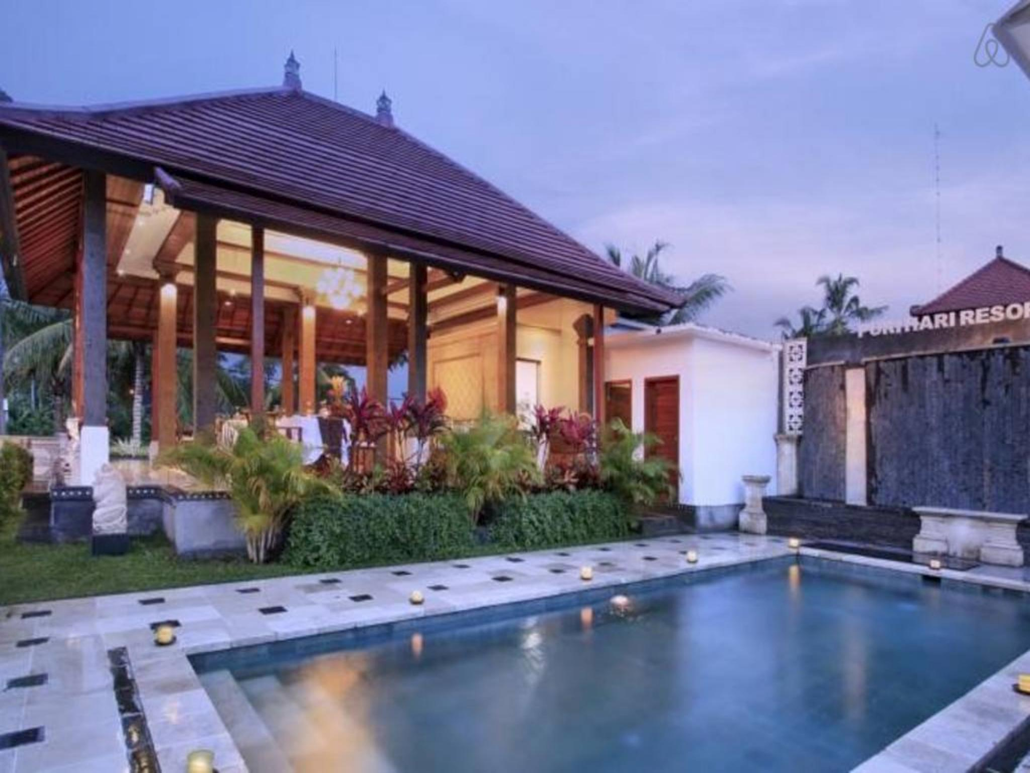 1 BR Luxury Suites Rooms Ricefield View at Ubud Reviews