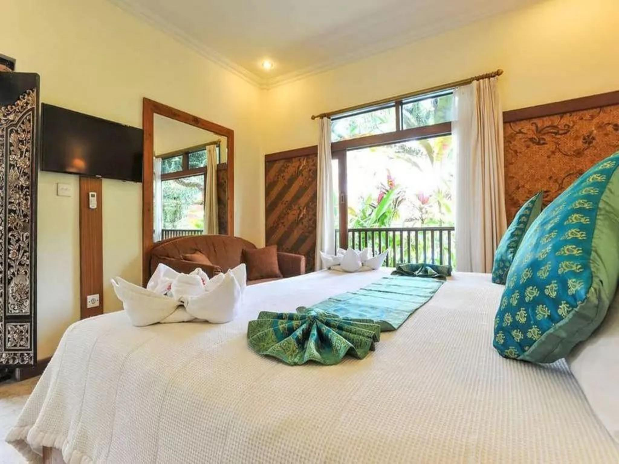 Best Balinese Room At Puri Saraswati Ubud  PROMO