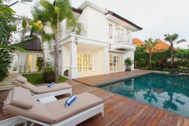 3 BDR Kencana Villa Seminyak Private Pool